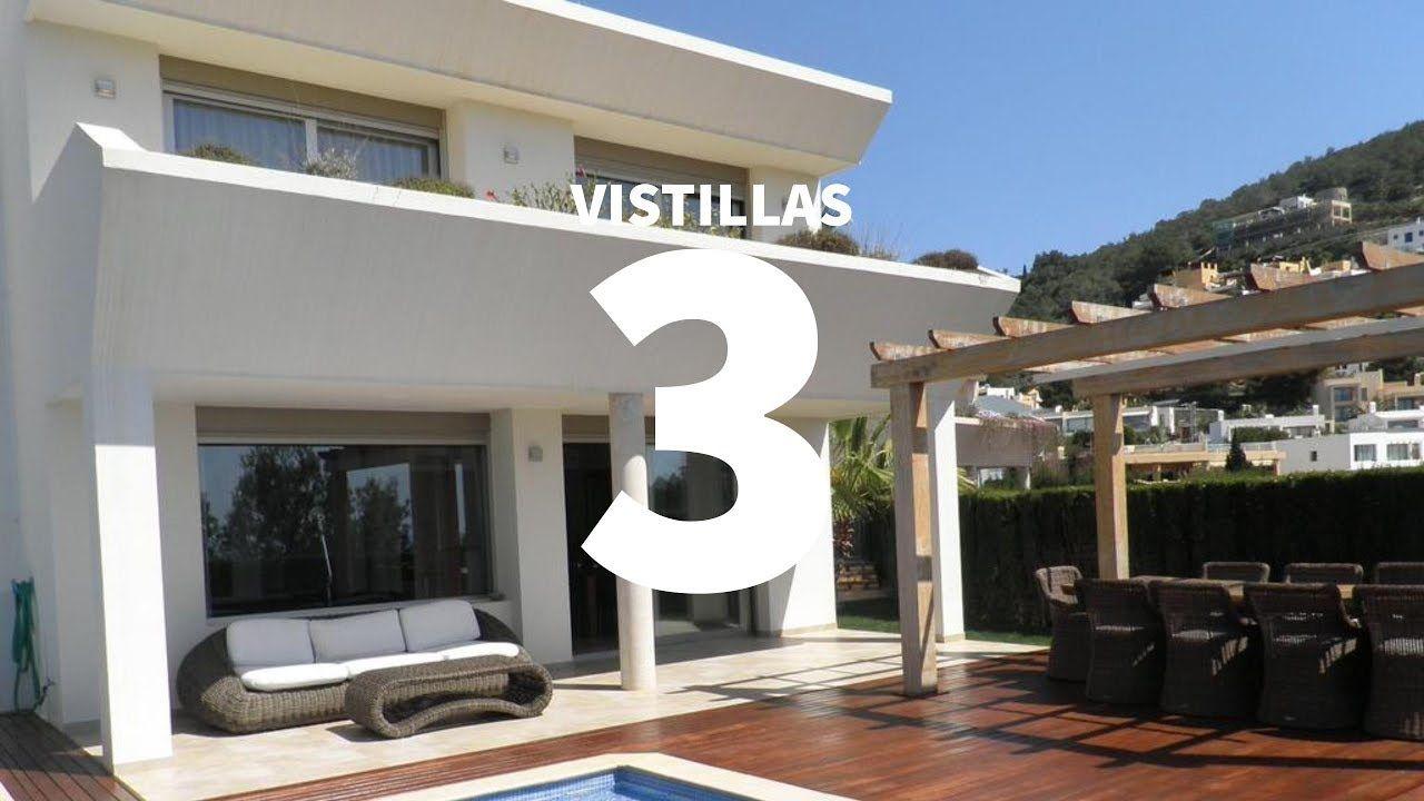 Villa Vistillas 3 en Talamanca, Ibiza, España. Las mejores imágenes de V...