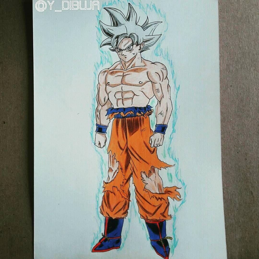 Dibujos De Goku Para Colorear Con Imagenes Dibujo De Goku