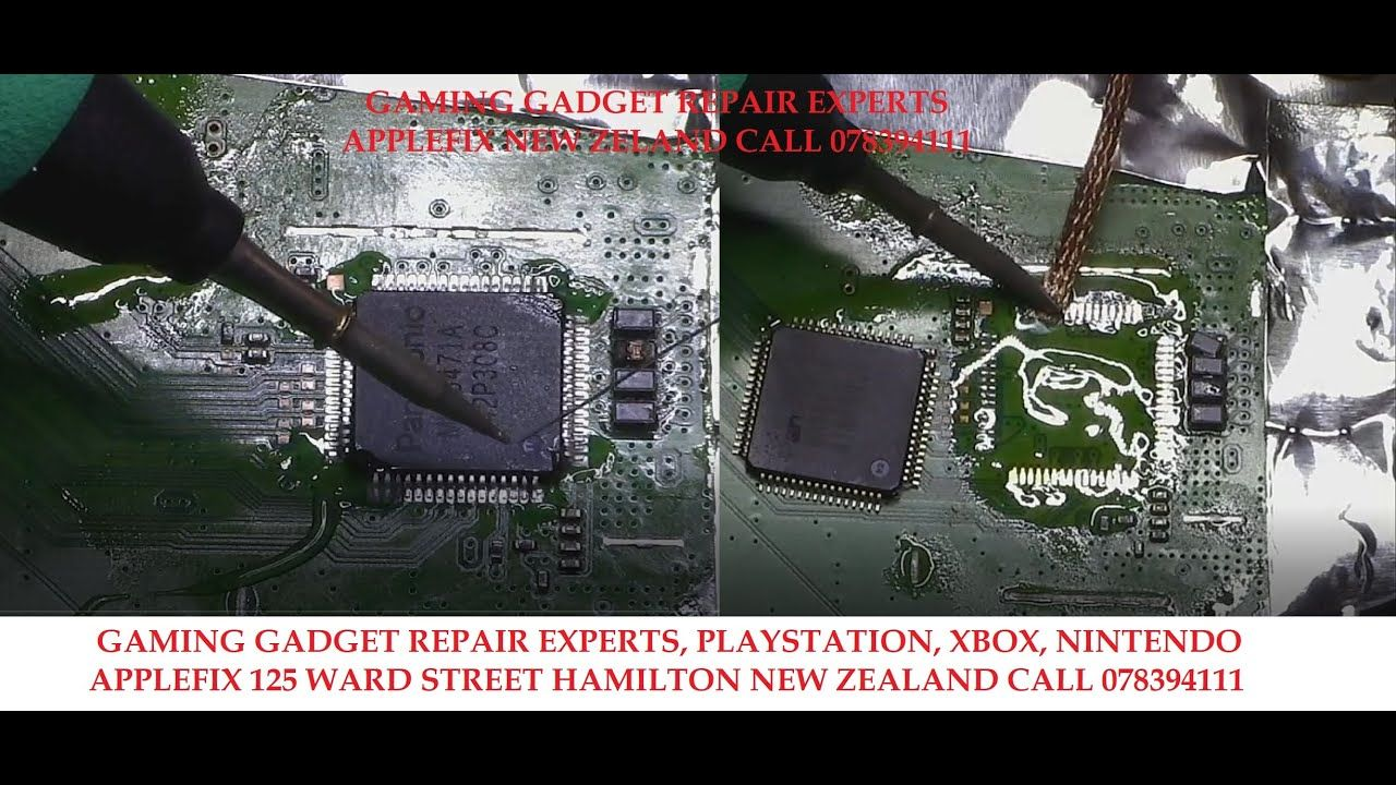 Pin on gaming console repairs new zealand
