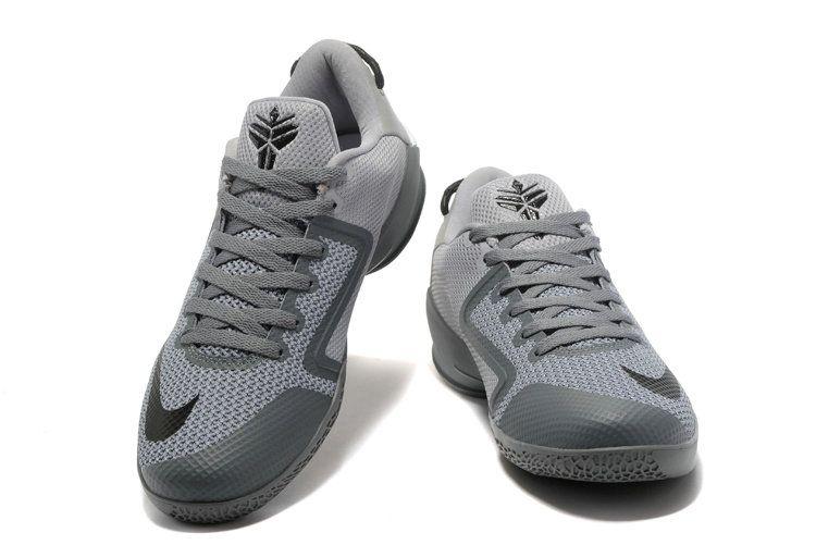 sports shoes 42574 00b10 Free Shipping Only 69  New Latest Kobe Venomenon 6 VI Dark Grey Black