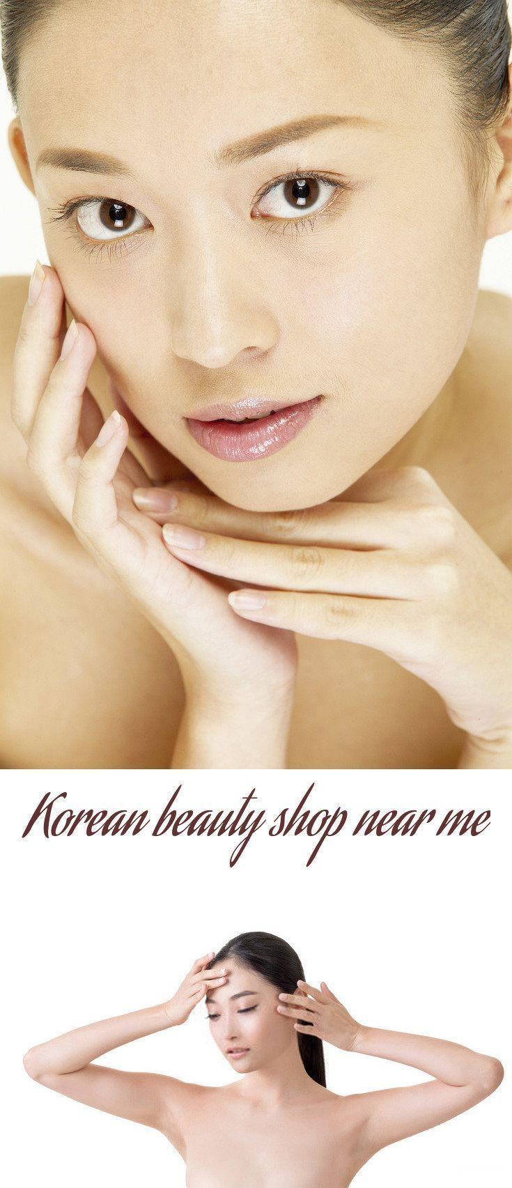 Koreanischer Schönheitssalon in meiner Nähe. Natürliche