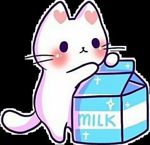 Pin by Katy Senpai on Anything Cat clipart, Kawaii cat