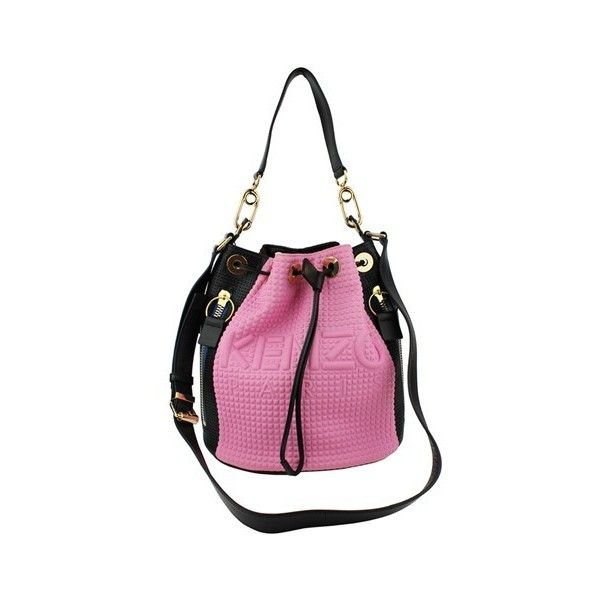 premium selection 9230f a3853 Kenzo Kombo Bucket Bag (655 SGD) ❤ liked on Polyvore featuring bags,  handbags