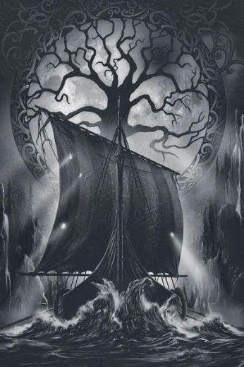 Viking-Mythology