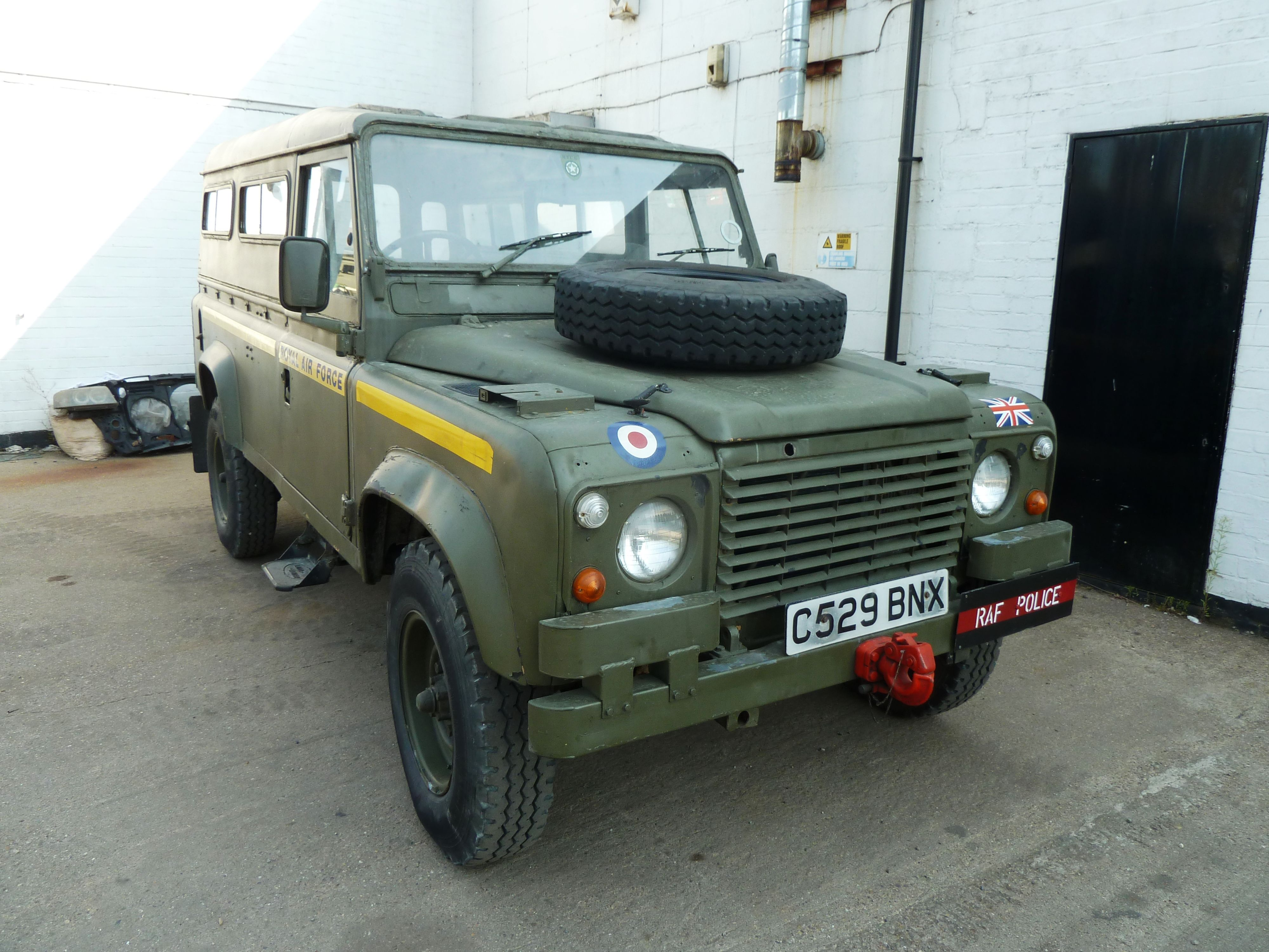 Military Car Sales Germany Land Rover