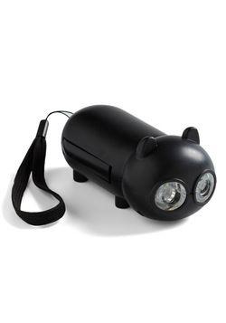 Fraidy Cat Flashlight, #ModCloth! i need to get this! i lost mine last year. so sad!