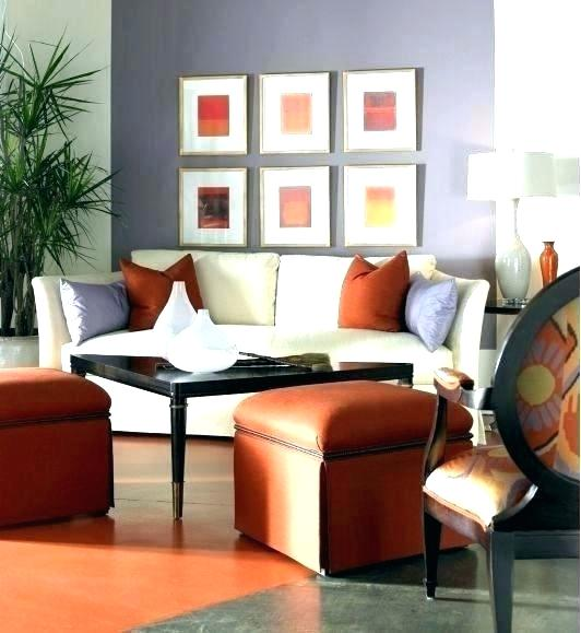 Burnt Orange And Grey Living Room Burnt Orange Living Room Ideas