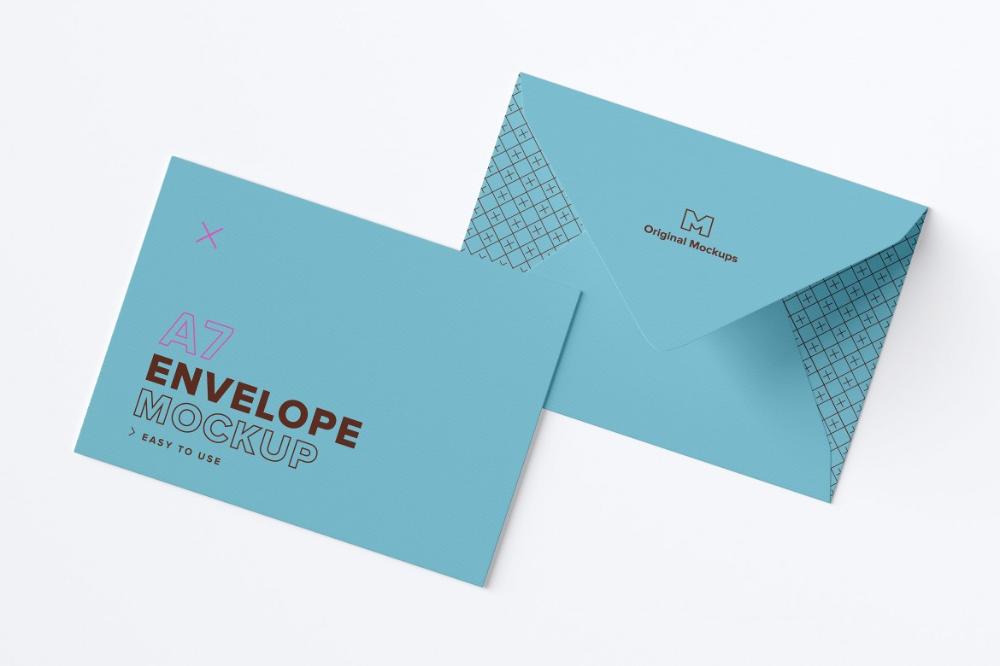 25 Best Envelope Psd Mockup Templates Decolore Net Mockup Envelope Mockup Free Psd Psd Mockup Template