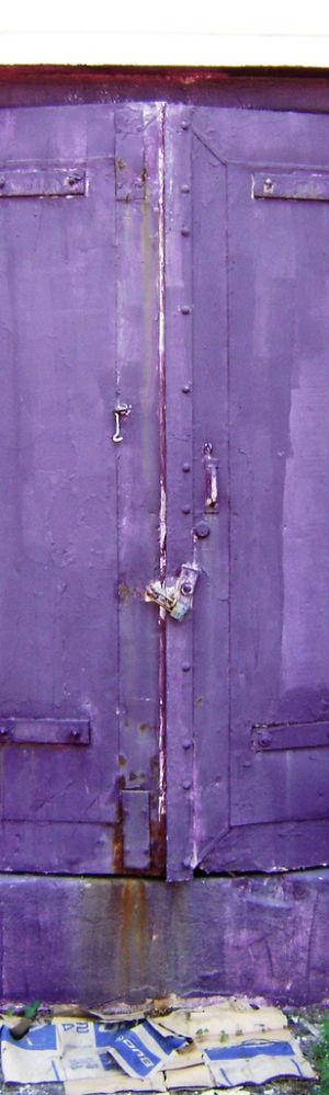 Purple Door, Galveston, Texas