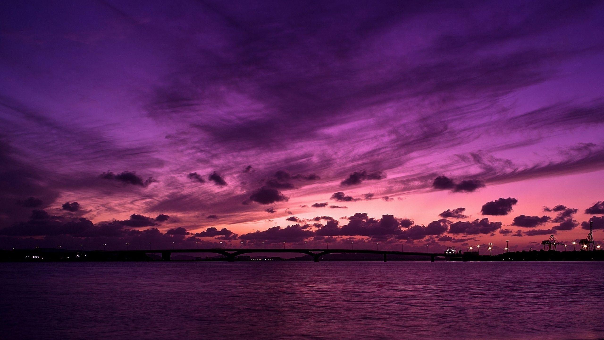 Purple Wallpaper Hd Wallpaper 1369835 Wallpapers Sky Purple Wallpaper Hd Purple Wallpaper