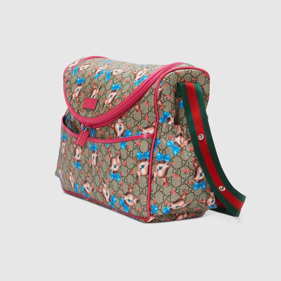 538f1c17b65b Shop the GG fawns diaper bag by Gucci. null | Diaper Bags | Fawn ...