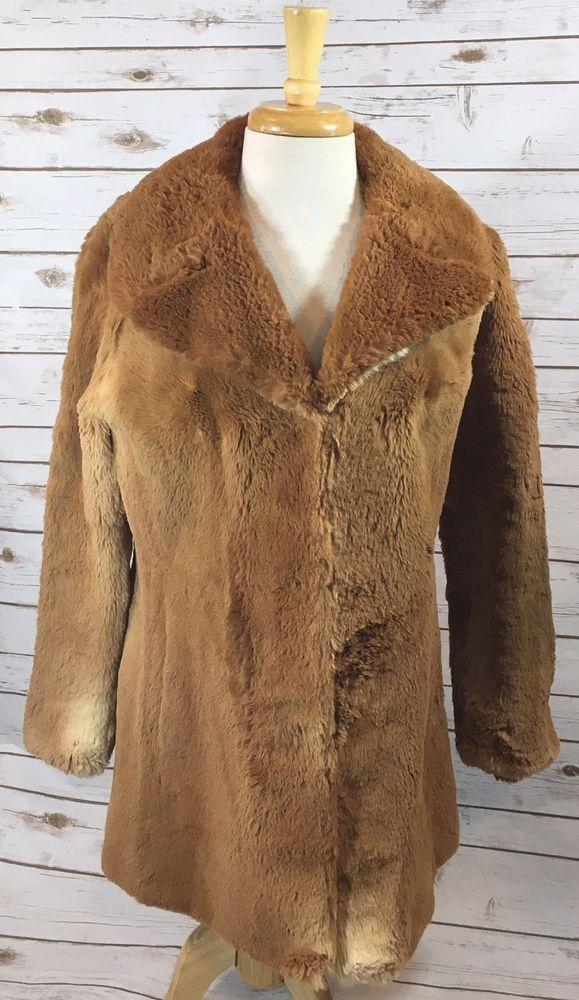 2020 New Winter Men Coat Plus Size Faux Mink Fur Coat