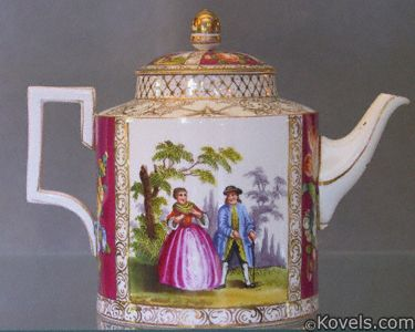Antique price-guide for Meissen, Pottery & Porcelain Price Guide | Kovels.com