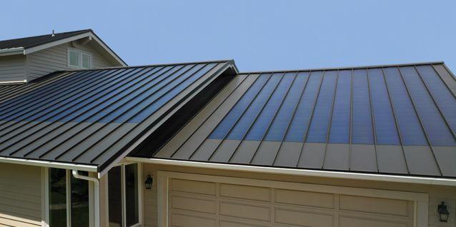 Aluminium Standing Seam Roof With Unisolar Panels Architectural Metals Solar Panels Solar Roof Best Solar Panels