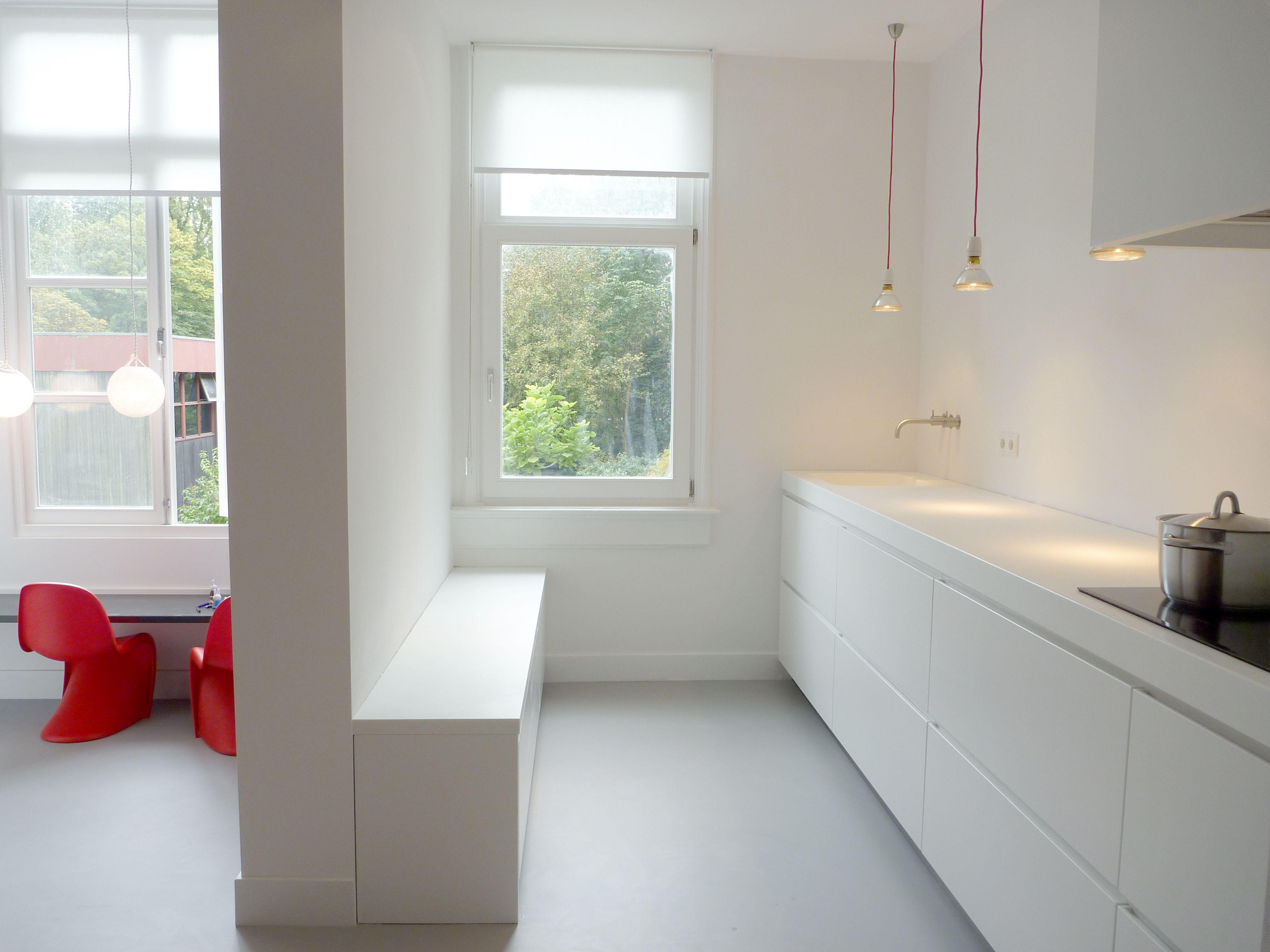 Studio ei keuken 1 keukenontwerp loft amsterdam for Interieurontwerp amsterdam