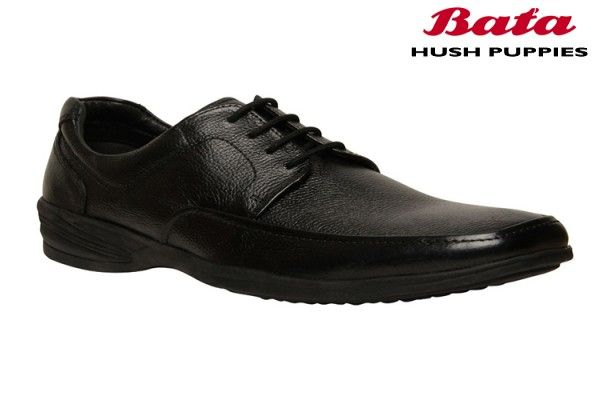 Hush Puppies Men Black Formal Shoes At Our Best Price 2999 Only Black Formal Shoes Formal Shoes Shoes Mens