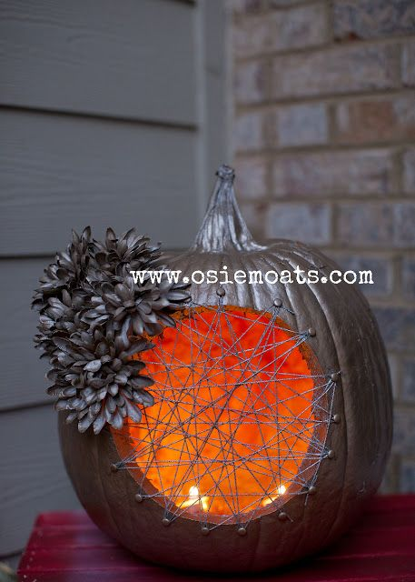 Diy dreamcatcher pumpkin carving tutorial for Pumpkin sculpting tutorial