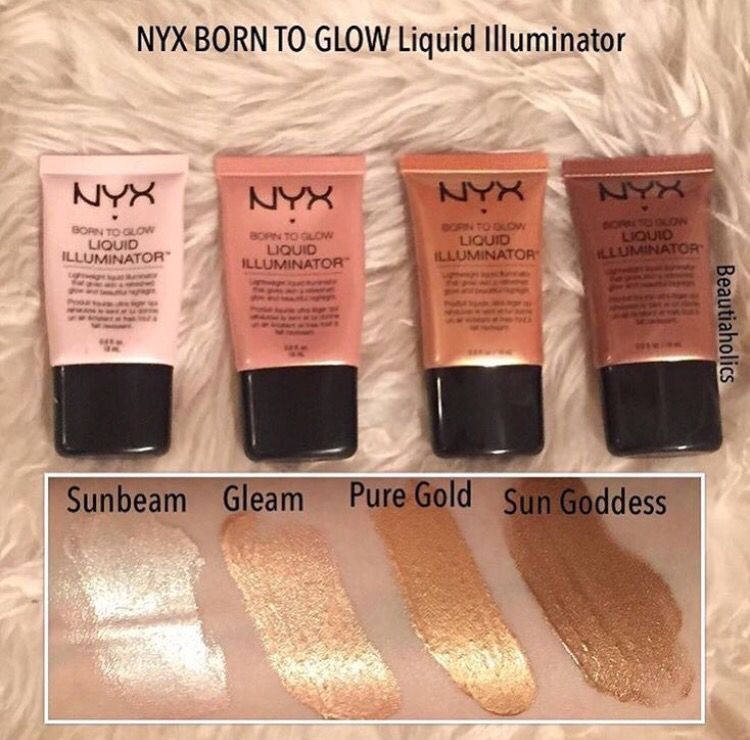 Nyx illuminator in Gleam. Ipsy bag. It was a pretty color, but I like my Colourpop gold Wisp highlighter better and this was hard to blend. Gave to Shenyah.
