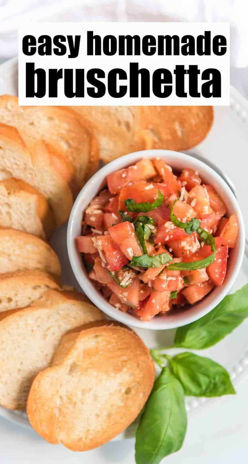 Photo of Easy Bruschetta