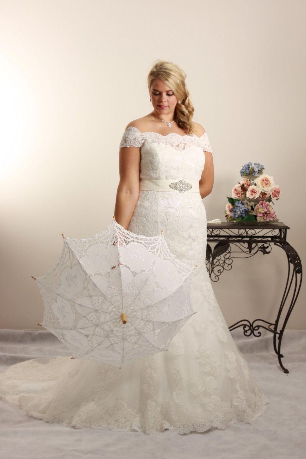 Wedding Dress Plus Size Bec - Bridal gowns Melbourne | Curvy Bride ...
