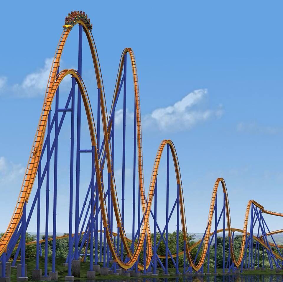 Most Amazing Roller Coaster Around The World