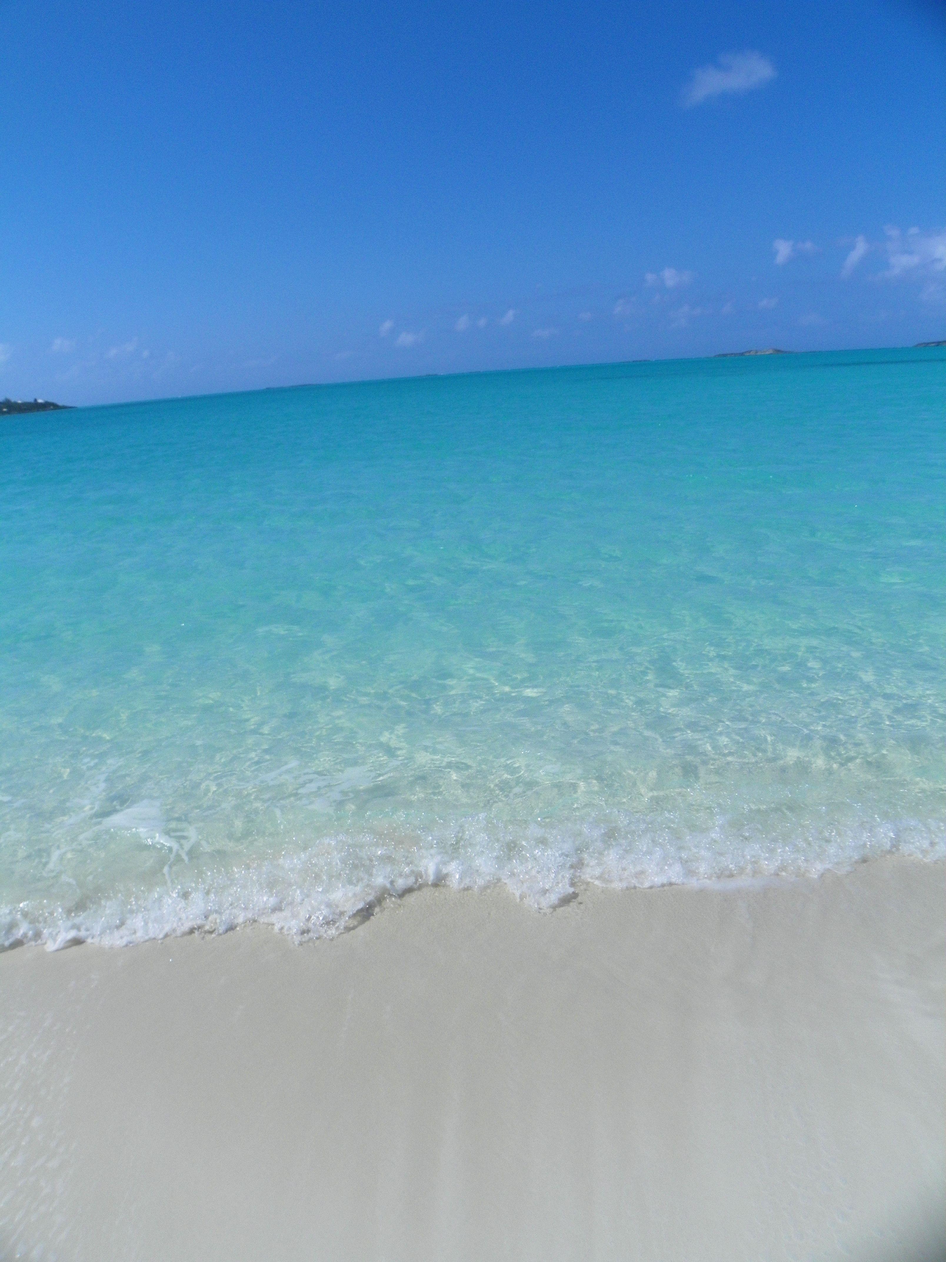 Perfect Jolly Hall Beach, Great Exuma, Bahamas Design