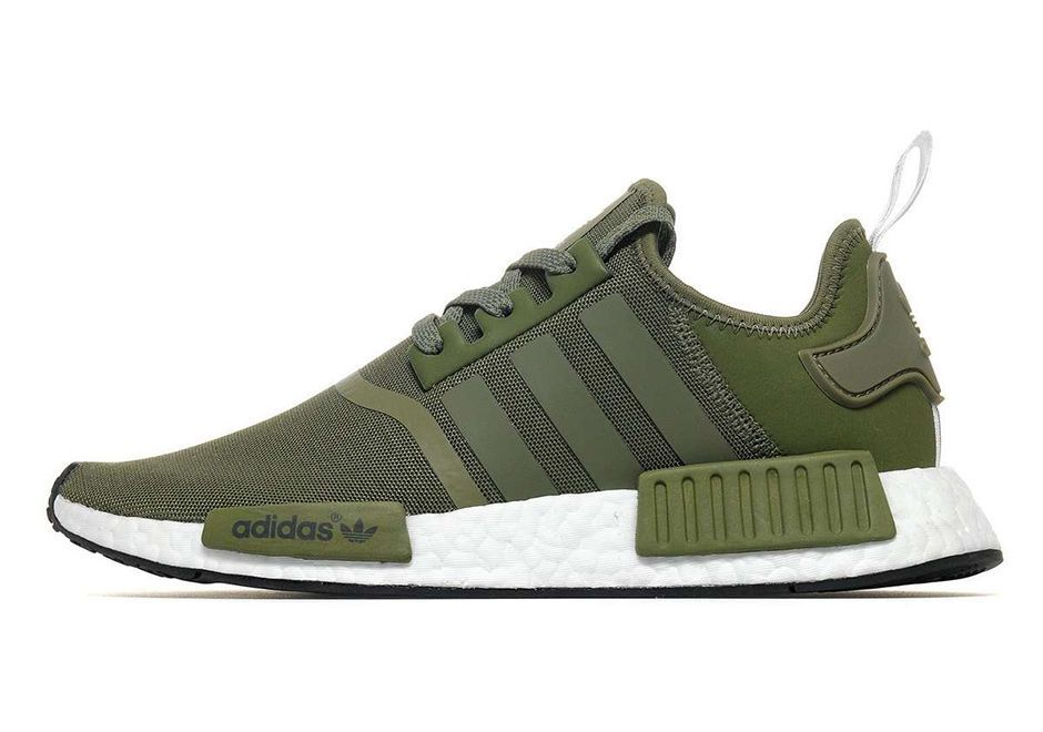 1fd59df32639e adidas NMD R1 Olive Europe Exclusive | SneakerNews.com | adidas ...