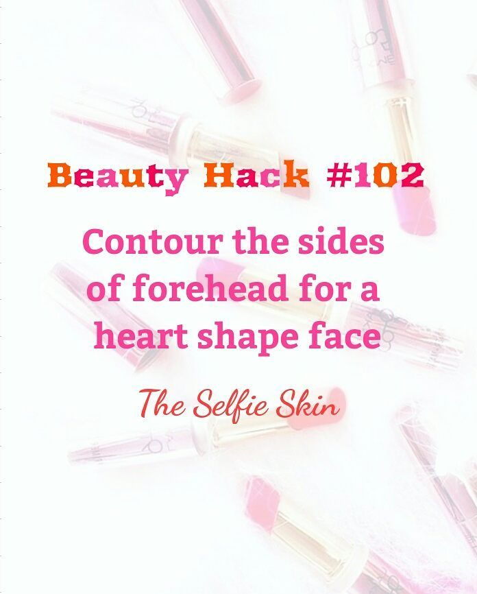 This is for all your makeup lovers.. contour game according to ...