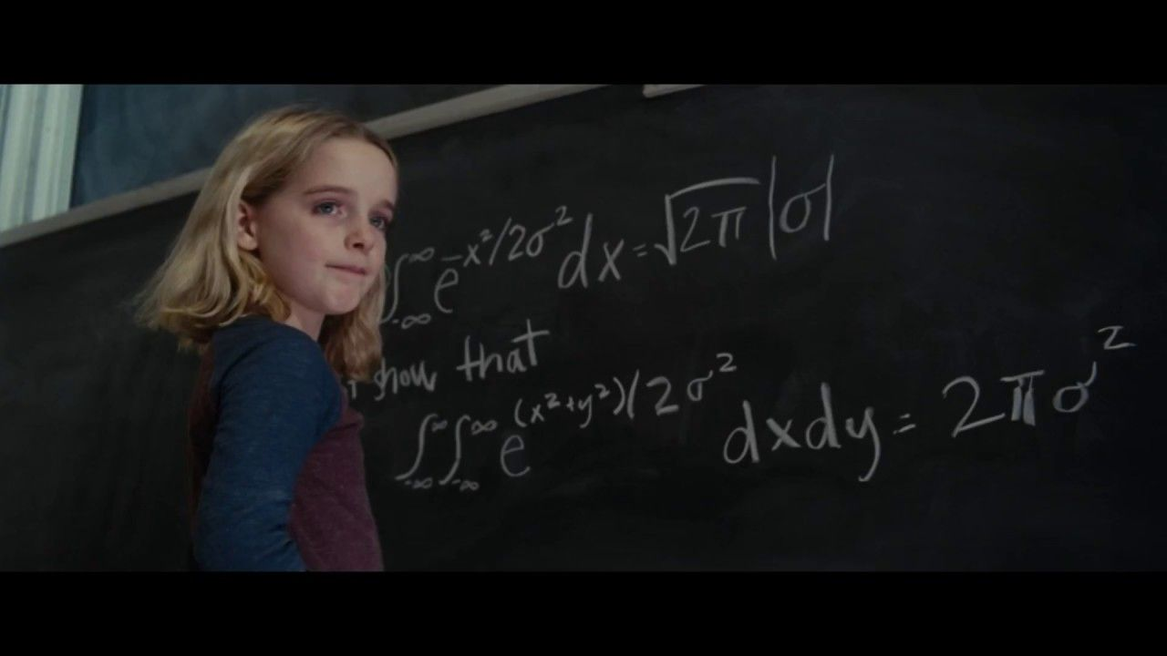 Gifted Movie (2017) [ Scene/Clip ] - Mary Solve the Maths