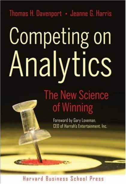 Competing On Analytics The New Science Of Winning By Davenport Harris Business Books Worth Reading Competing Social Media Success
