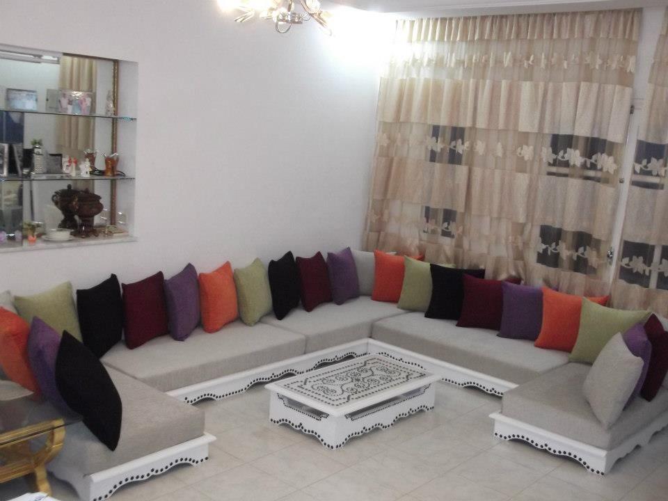 Salon arabesque salons orientales pinterest salons for Articles decoration maison