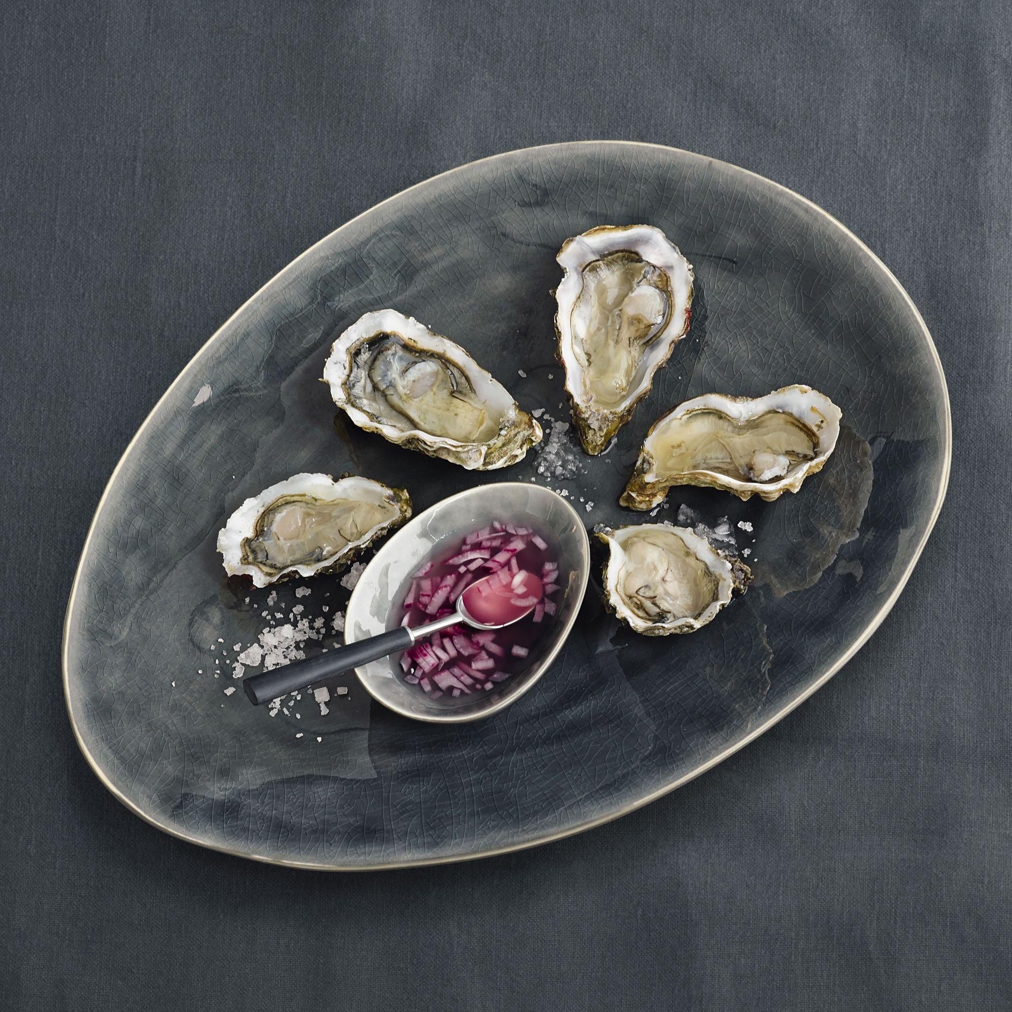 À La Maison van ASA Selection is een prachtig servies met organische vormen. #organic & ASA Selection A La Maison Bord 34 cm