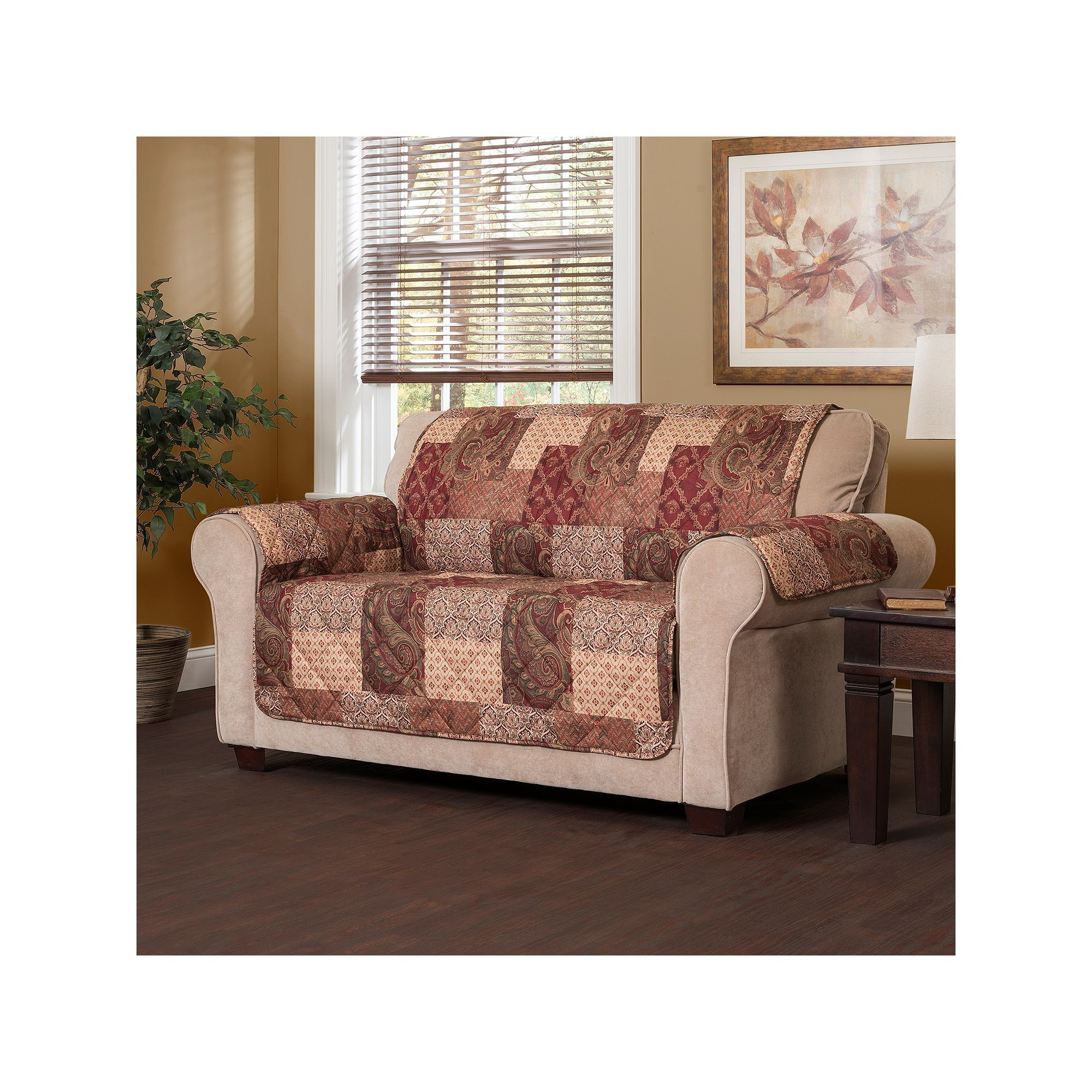 pearson fit product today loveseat sure stretch slipcovers free shipping garden overstock home