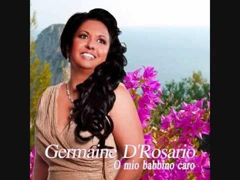 "My You Tube video for ""O mio babbino caro"" released 31/7/2015"