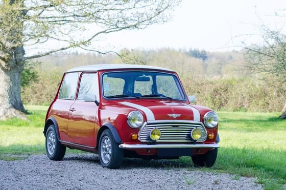 1992 austin mini cooper minis pinterest mini cooper voiture et auto a vendre. Black Bedroom Furniture Sets. Home Design Ideas