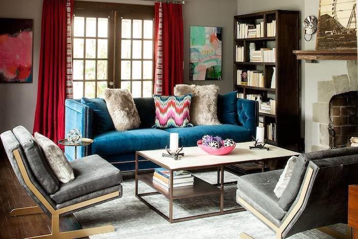 Photo of ▷ 1001 + idées déco avec la couleur pantone 2020 – le Classic Bleu