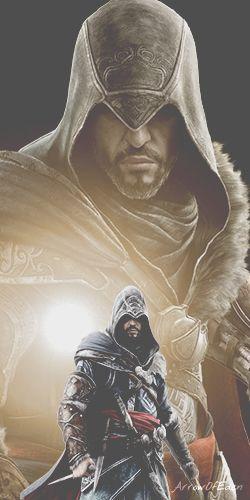 Assassin's Creed. Ezio Auditore.