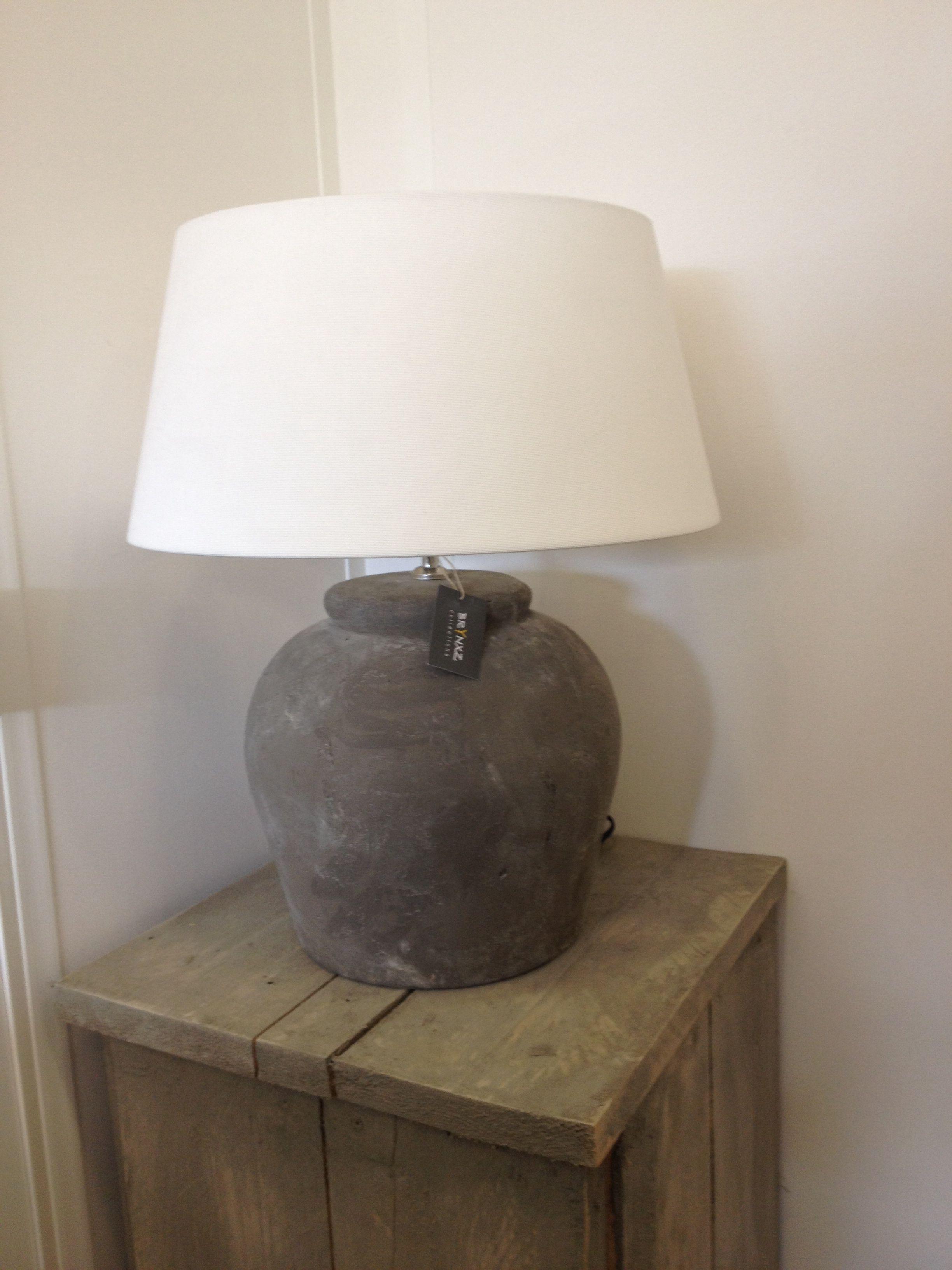 Brynxz majestic lamp. Prachtig in een sober/ landelijk interieur ...