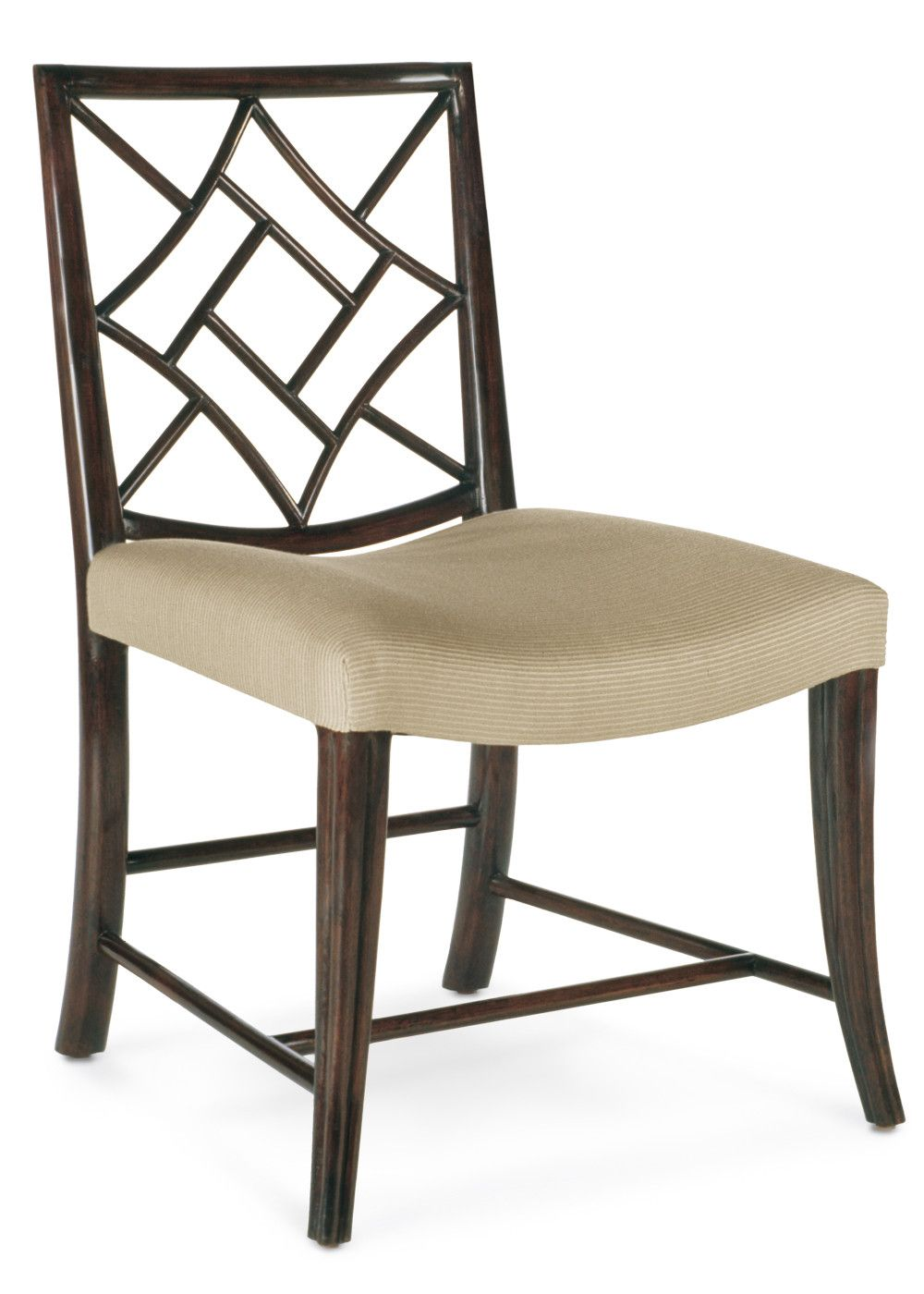 Chinese Chippendale Side Chair (#1004 S) By Dessin Fournir | Dining Chairs