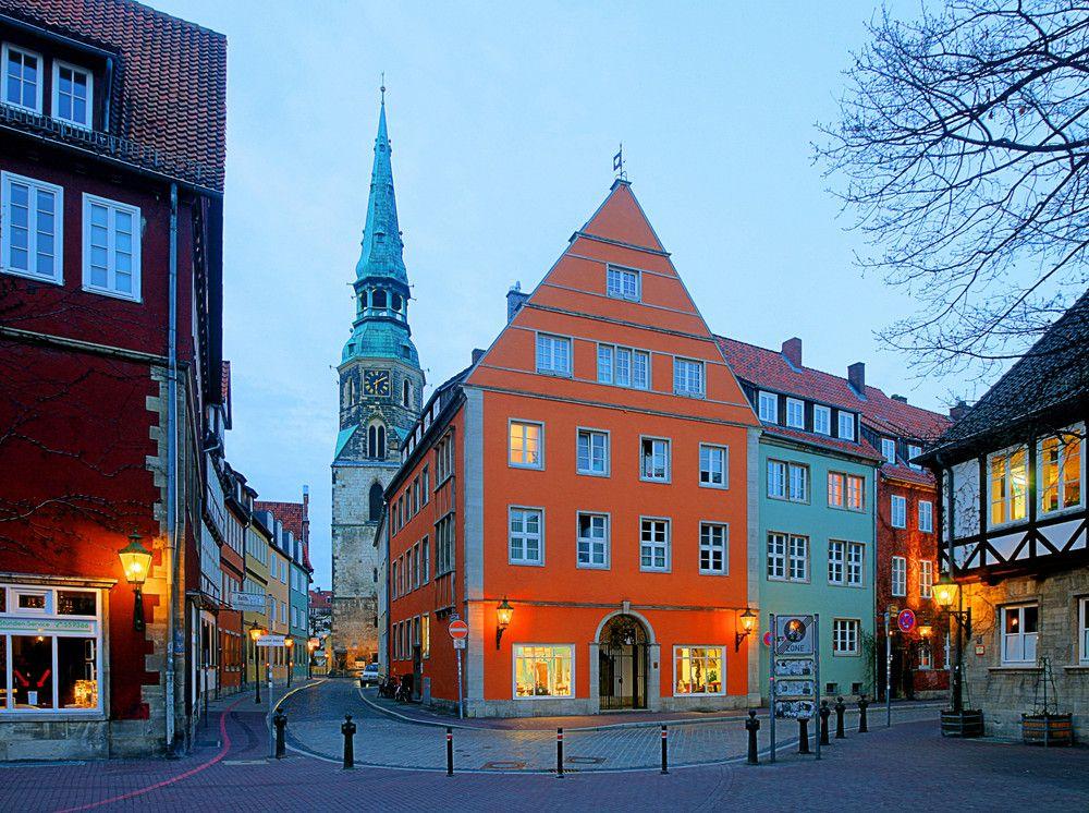 Altstadt Hannover von Joachim Hasche Hannover, Hannover