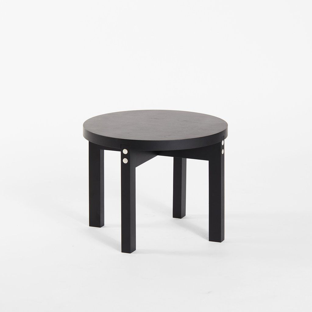 Couchtisch Natura Memphis Pearl Table Ebonized Ash Pearl Good Furniture Table