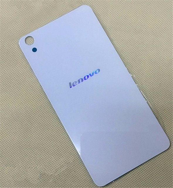 official photos 03d43 53c3c For Lenovo S850 Case Replacement Glass Back Cover Battery Rear Door ...