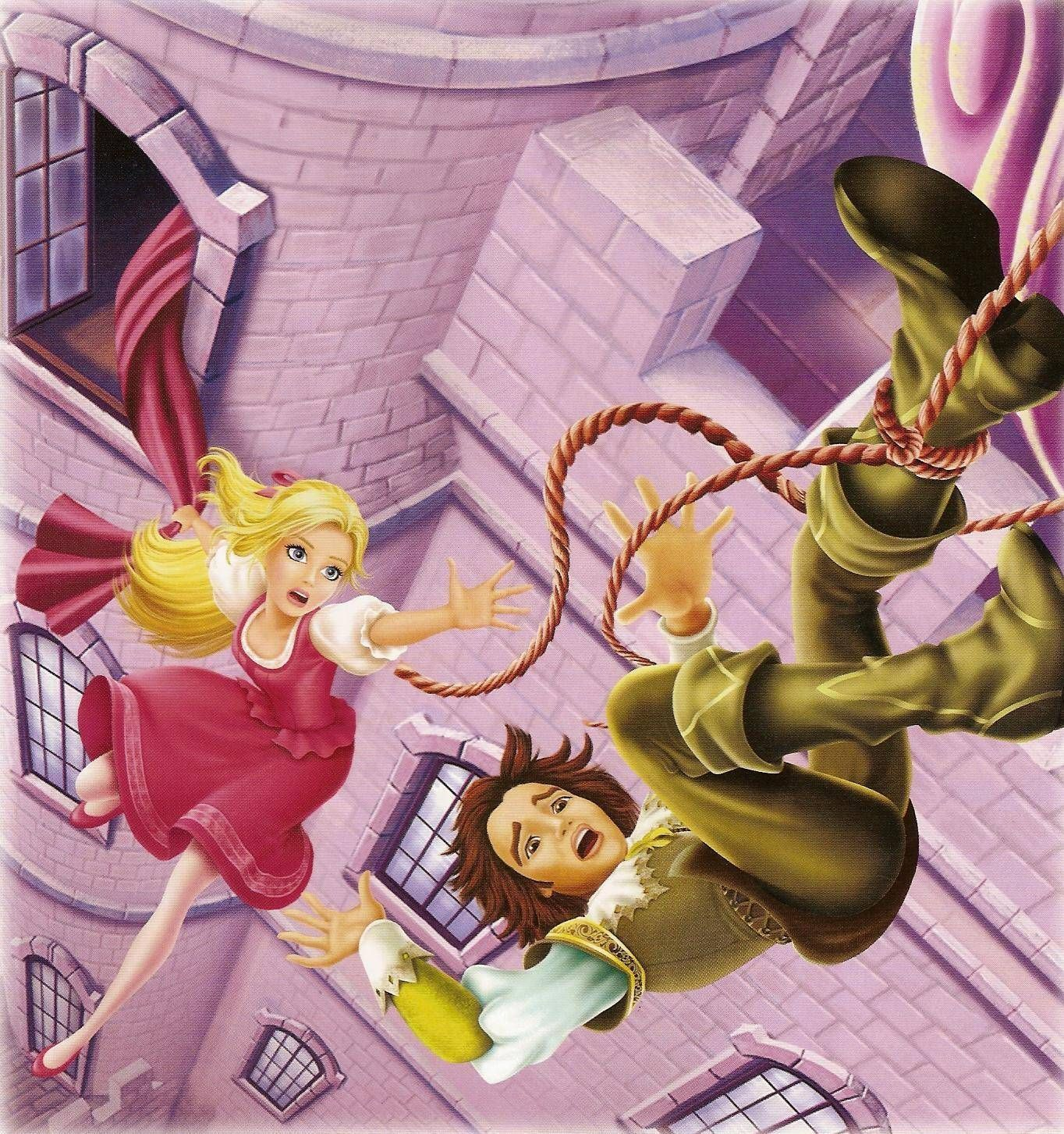 Barbie and the Three Musketeers Wallpaper 16,