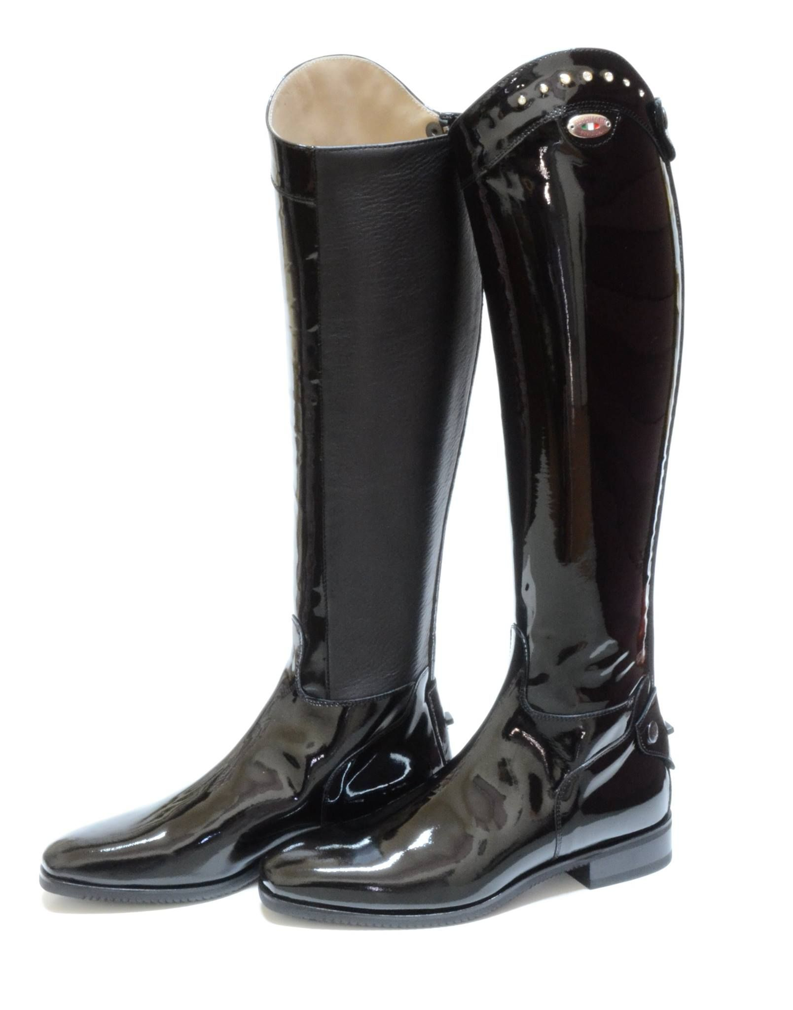9c9176ee94d Secchiari boots with bullskin leather on the inside! | Silver Spur ...