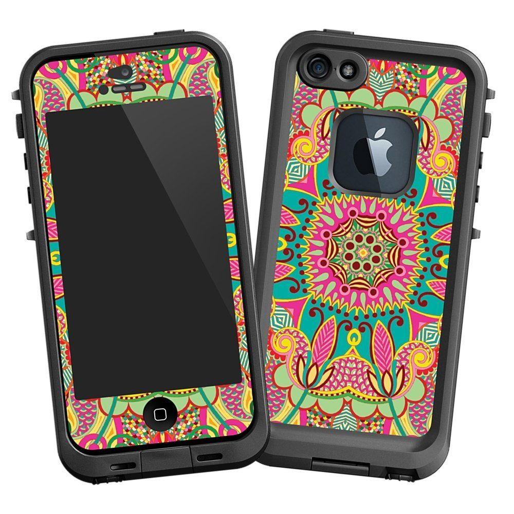 Brilliant tribal protective decal skin for