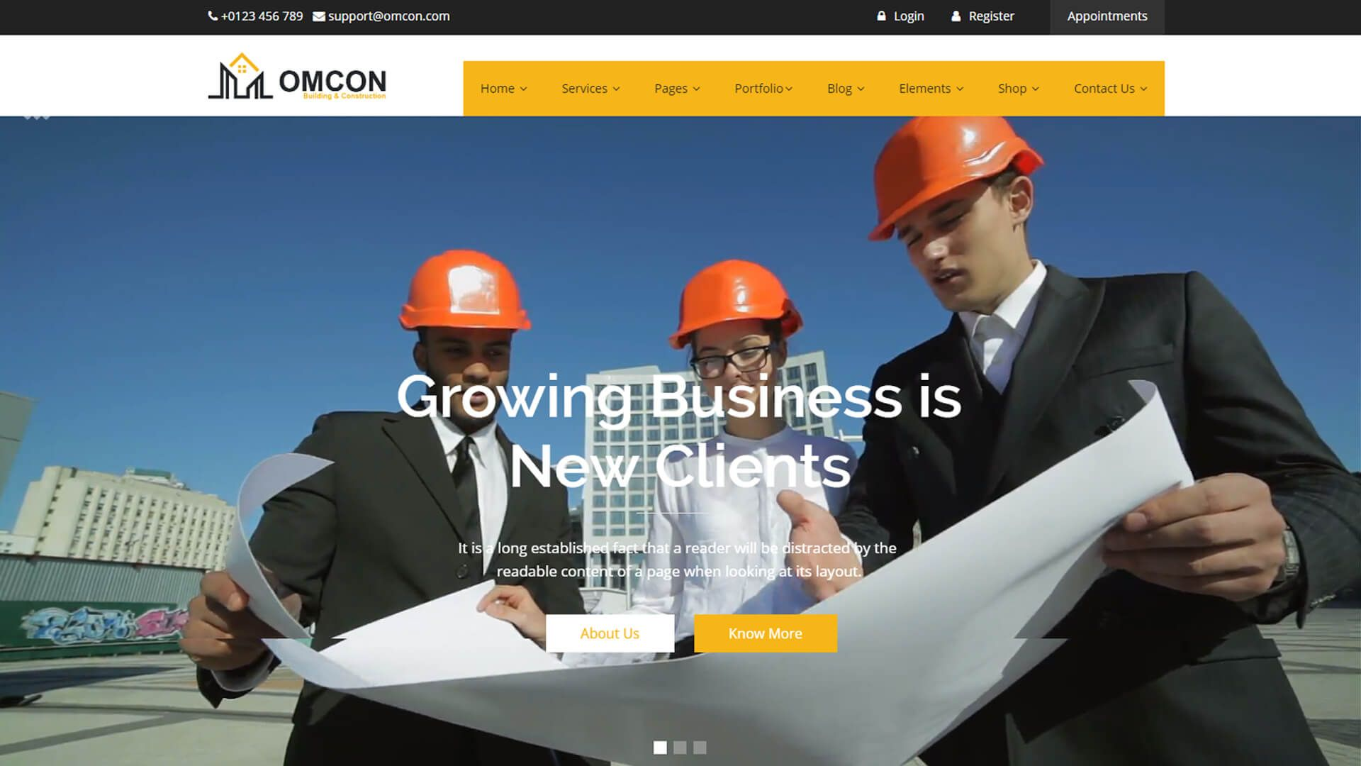 Hi, Take your construction business up the next level by