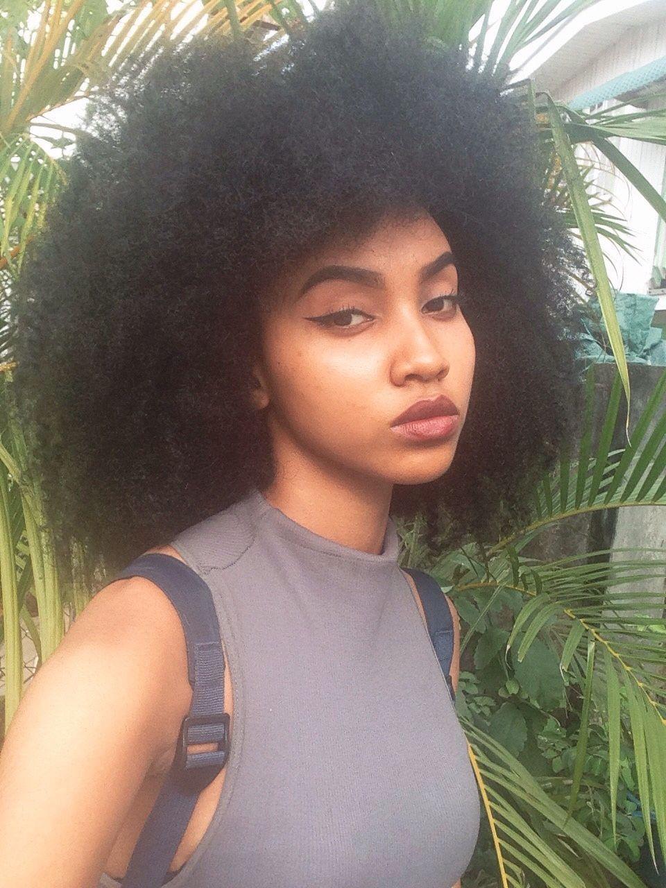 Pin by rewina afewerki on gurlz pinterest natural hair goals