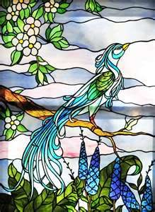 stained glass - quilt inspiration