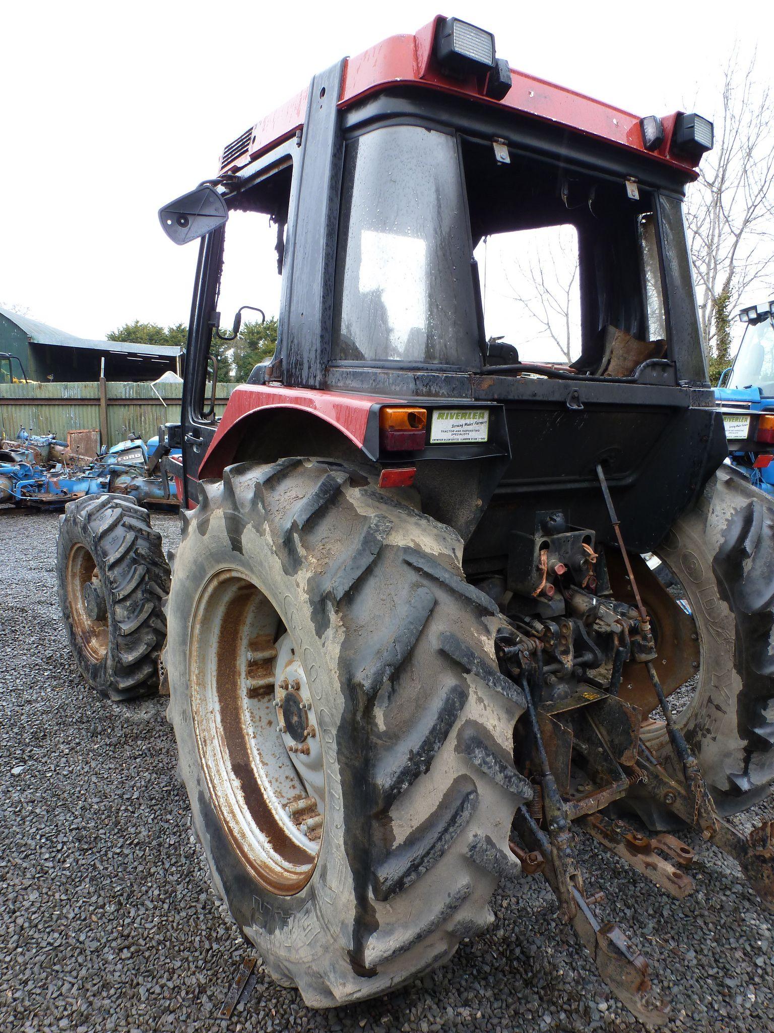 Caseih 4230 Xl Tractors Fwd International