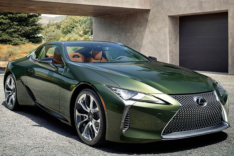 2020 Lexus Lc 500 Limited To Only 100 Examples Man Of Many Lexus Lc Beautiful Cars Lexus Cars